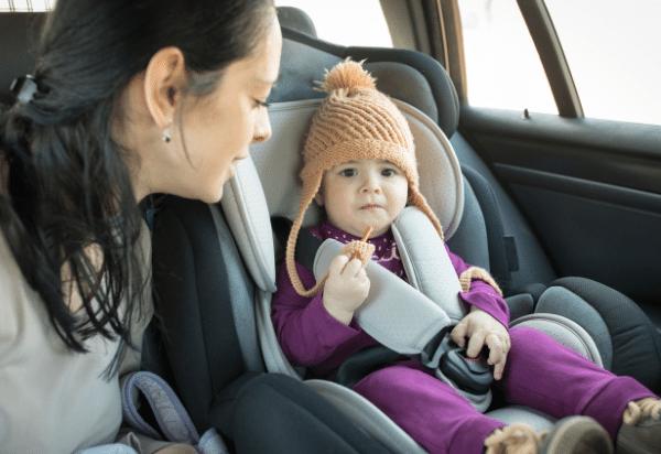 שכחת ילדים ברכב